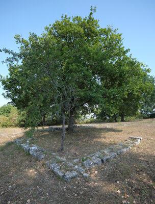 Roccagloriosa, area-archeologica