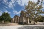 Roscigno Vecchia città fantasma chiesa di San Nicola