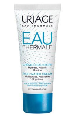 Uriage-Eau-Thermale-e-crema-all'acqua