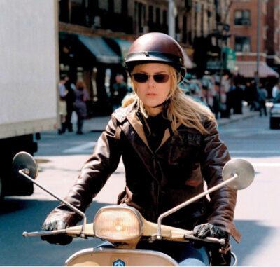 "Nicole Kidman nel film ""The interpreter"""