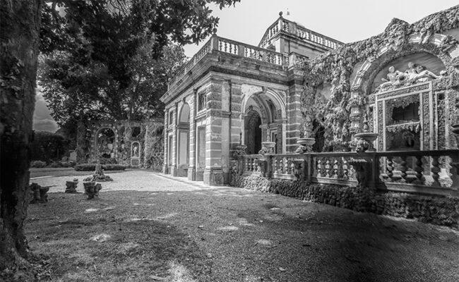 Villa Visconti Borromeo Litta, vista dal parco (foto: Luca Torrini)