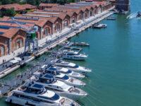 Salone nautico all'Arsenale di Venezia