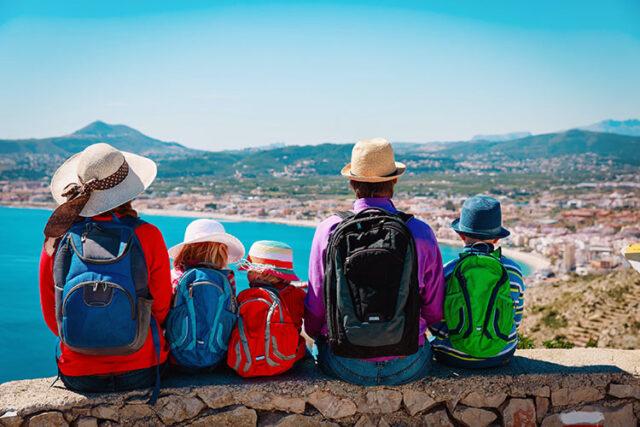 Paura di viaggiare In viaggio con i bambini