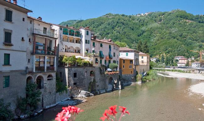 Bagni di Lucca Ponte a Serraglio
