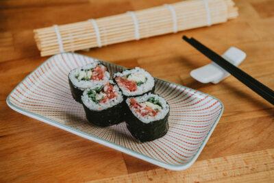 novità in tavola Fuzion-Food-SUSHI