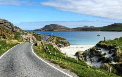 piste ciclabili Hebridean-Scozia