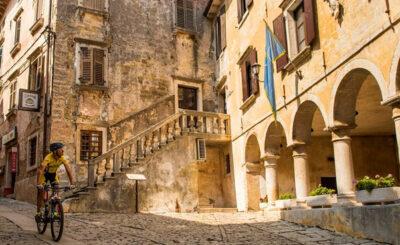 Parenzana-Trieste-Parenzo