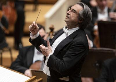 Maestro Riccardo-Muti