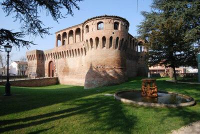 Rocche sforsesche Rocca-di-Bagnara di Romagna