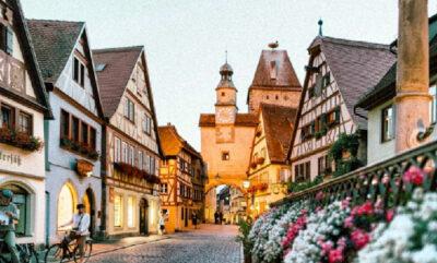 piste ciclabili Romantic-Road-Germania