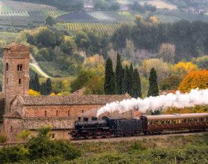 Treno storico, Brisighella (ph. Andrea Ceroni)