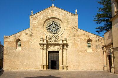 penisola salentina Otranto Cattedrale