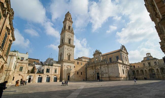 Lecce, Piazza Duomo (foto © emilio dati)