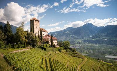 Lana Alto Adige Castel-Lebenberg-Credit-Lana-Region