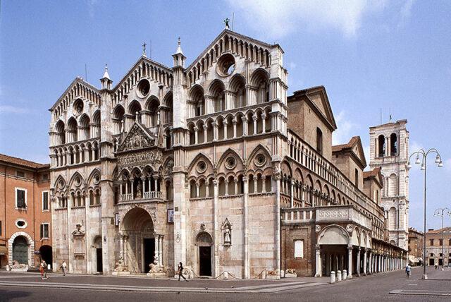 rilanciare il turismo Ferrara-Duomo
