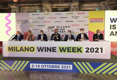 Milano Wine Week conferenza stampa