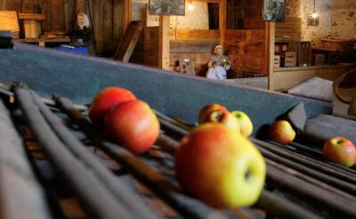 Lana Museo-di-frutticoltura-dell'Alto Adige credit-Lana-Region