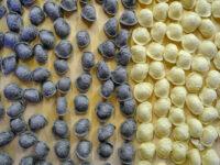 Troia, orecchiette di grano arso e grano duro (ph. © 2021 emilio dati)