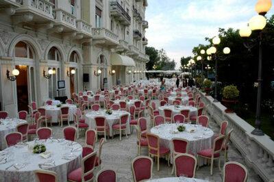 Terrazza dolce vita Grand-Hotel-Rimini