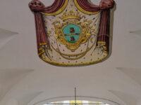 Troia, androne Palazzo Varo (XVIII secolo) (ph. © 2021 emilio dati)