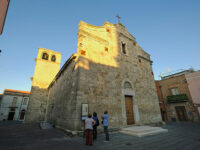 Troia, Chiesa di San Basilio (ph. © 2021 emilio dati)