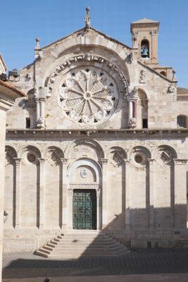 Facciata-della Basilica Cattedrale di Santa Maria Assunta (ph. © 2021 emilio dati)