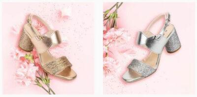 creatività Valleverde-sandali-oro-e-argento