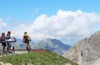 Limone Piemonte Alta Via-del-Sale-in-mountain-bike