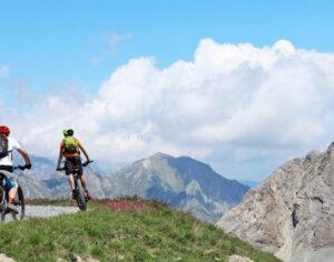 Alta Via del Sale in mountain bike