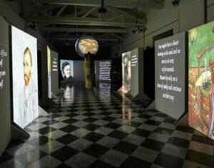 La realtà virtuale applicata nella mostra su Van Gogh a Parma