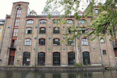 Regent's canal Architettura-industriale-a-Islington
