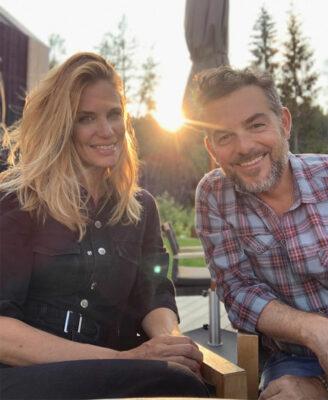 viaggiare green Filippa e il marito Daniele