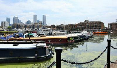 Regent's Canal Il-Limehouse-Basin