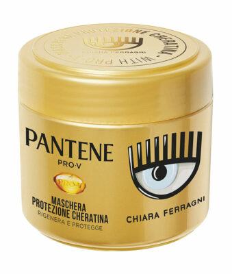 Chiome al vento Maschera-protezione-Cheratina-Panten-by-Chiara-Ferragni