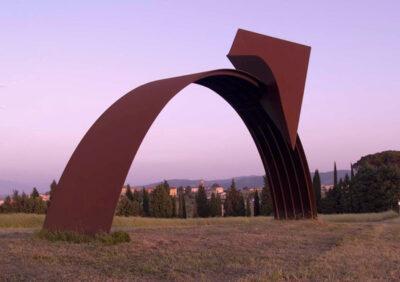 """Parco Sculture di Brufa """"Arc en Ciel C"""""""