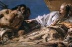 Venetia 1600 nascite e rinascite Giandomenico-Tiepolo-Venezia-riceve-da-Nettuno-le-ricchezze-del-mare