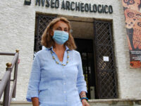 Alberta Facchi direttrice del Museo archeologico nazionale di Adria (foto p.ricciardi © mondointasca.it)