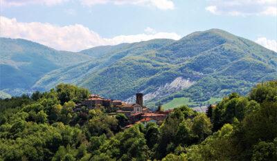 Francigena Fidenza Festival Castle-of-Casola_Emilia-Romagna_Italy_credits_AEVF