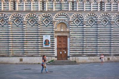 Pistoia Chiesa di San Giovanni