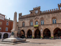 Fidenza, Municipio in Piazza Garibaldi (credits Lorenzo Moreni)