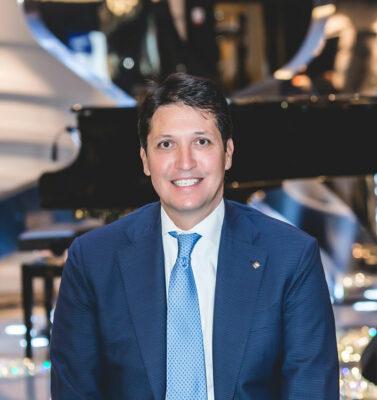 Leonardo-Massa direttore commerciale MSC Crociere