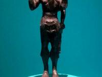 Museo Archeoloigico di Adria, bronzetto Eracle di Contarina (foto p.ricciardi © mondointasca.it)