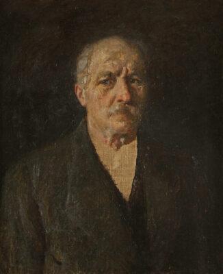 Noè-Bordignon-autoritratto