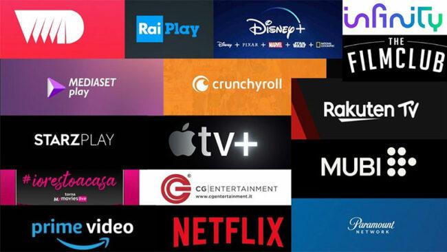 Tendenze dello streaming online per il 2022
