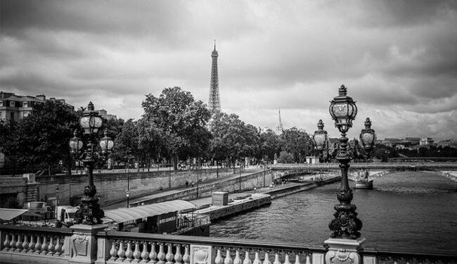 Robert Doisneau, Parigi