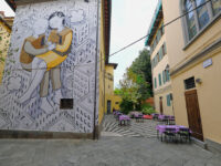 Murale No hesitation di Millo, 2018 (2021 © emilio dati - mondointasca)