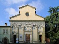 Pieve di Sant'Andrea facciata principale (2021 © emilio dati - mondointasca)