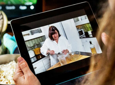 Video-streaming-su-tablet