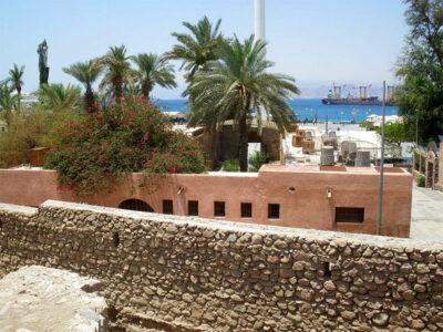 rotta-verso-il-sole-Museo-archeologico-di-Aqaba