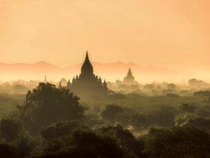 Bagan e i suoi templi